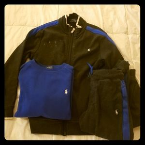 2pc and 3pc sweatsuit